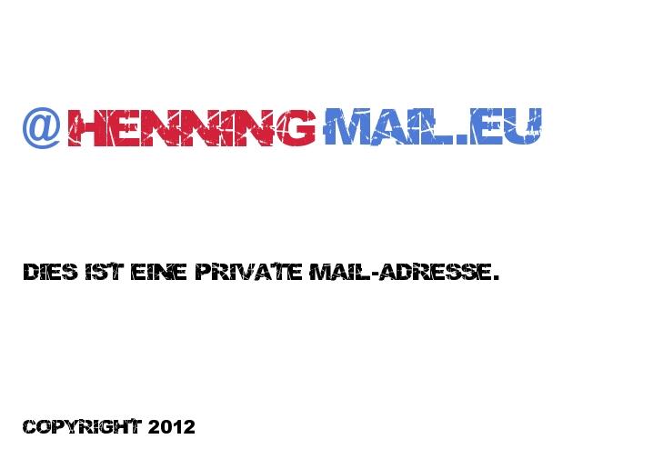 Henningmail Server